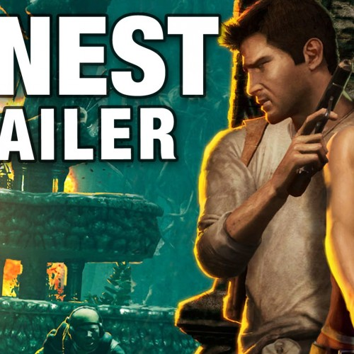 Uncharted series gets an Honest Trailer