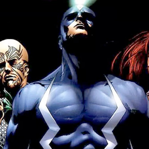 Relax, Marvel Studios is still making the 'Inhumans'