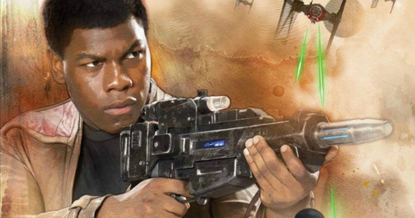 john boyega finn star wars force awakens