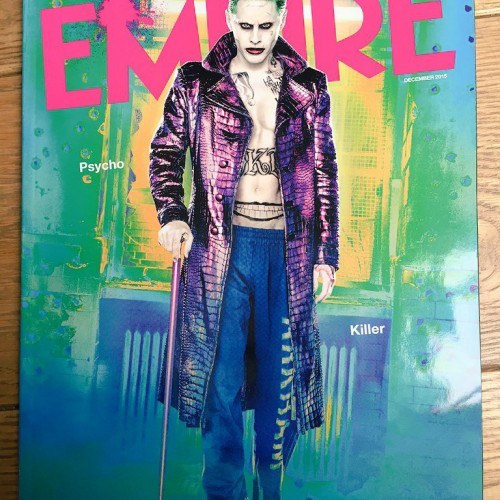 New Joker and Harley photos from Suicide Squad