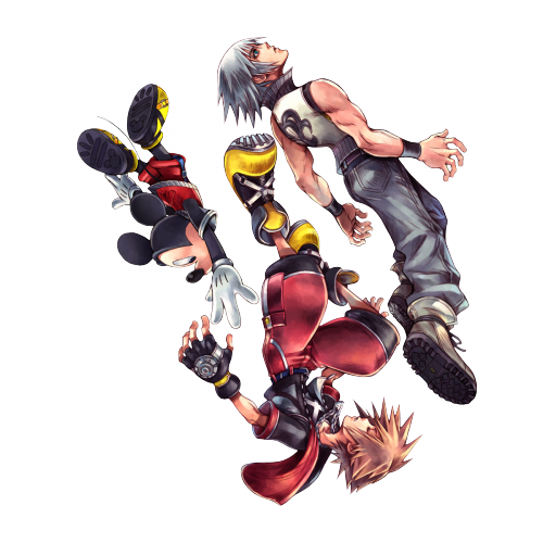 Is Kingdom Hearts' Riku joining Super Smash Bros?