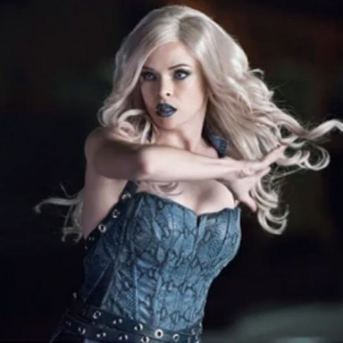 Check out Danielle Panabaker as Killer Frost on The Flash