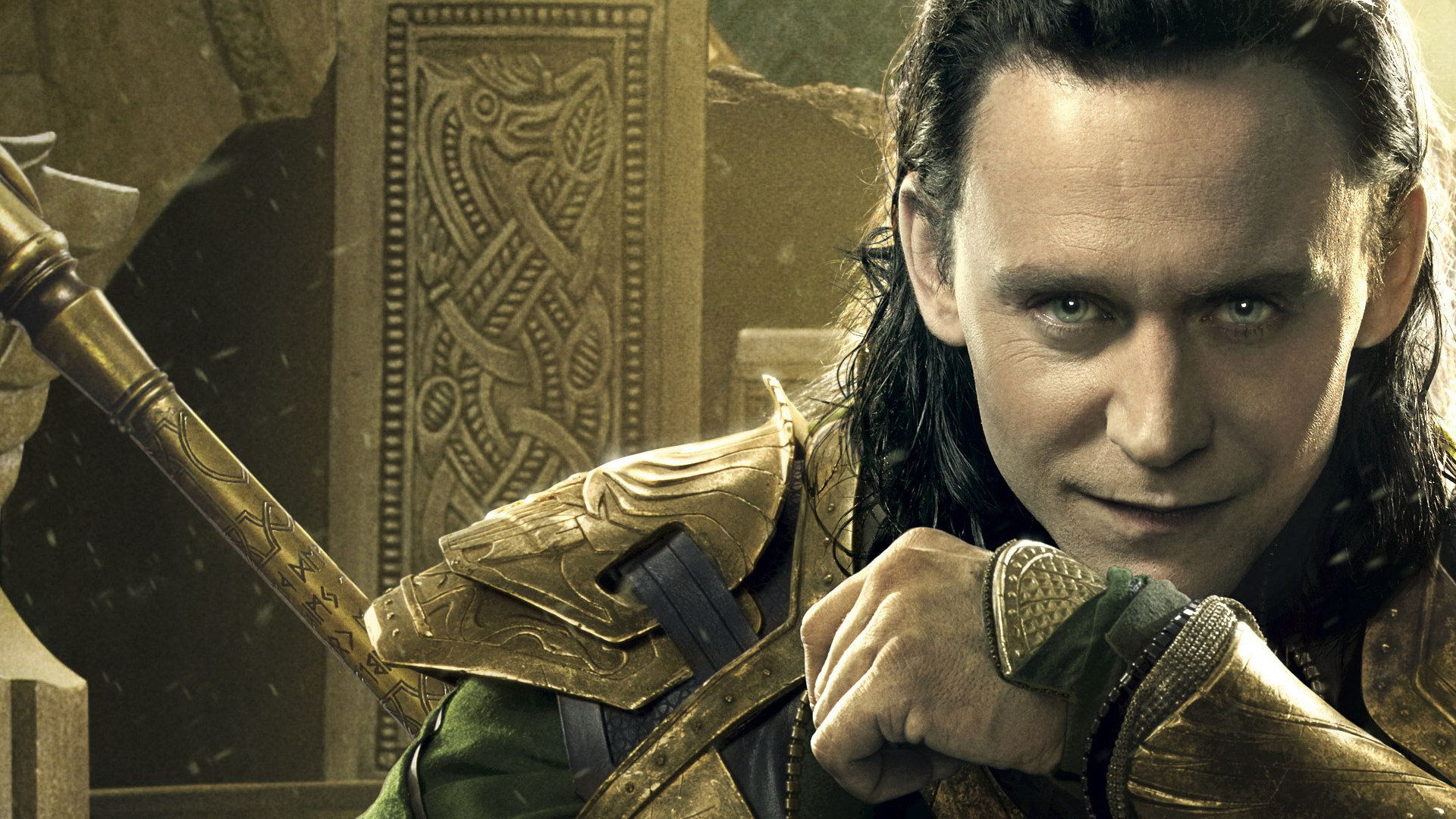 Nerd Reactor | Tom Hiddleston explains Avengers: Age of ...