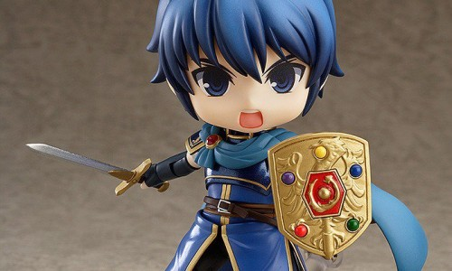 Fire Emblem's Marth nendoroid will release in March 2016