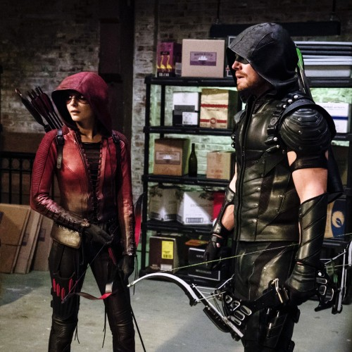 Arrow NR Podcast – S4 E2 'The Candidate' review