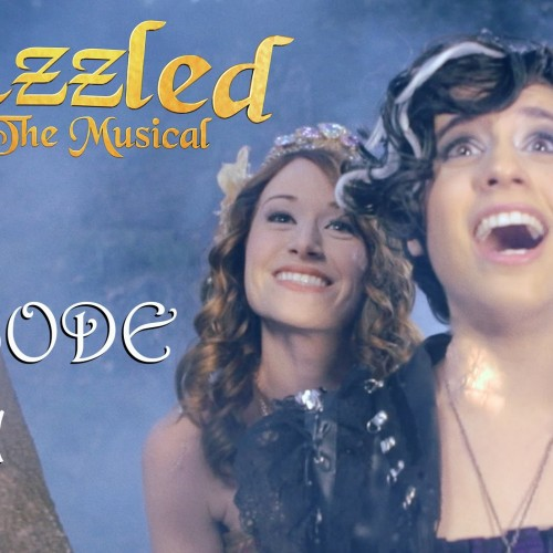 Muzzled the Musical web series, where a kingdom rules with the power of singing