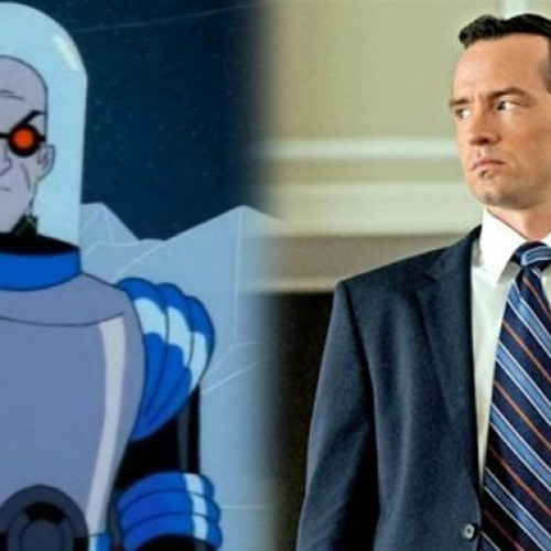 Victor Fries joins Gotham