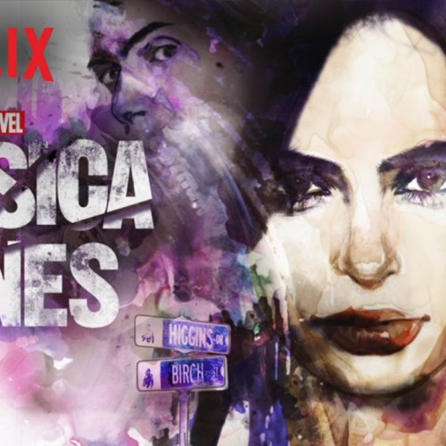 Marvel/Netflix reveals latest poster for 'Jessica Jones'