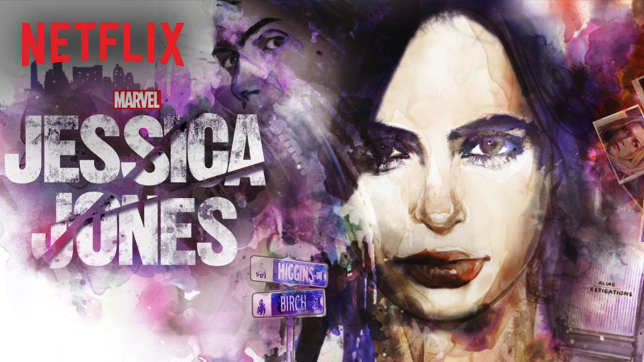 Image result for jessica jones netflix poster