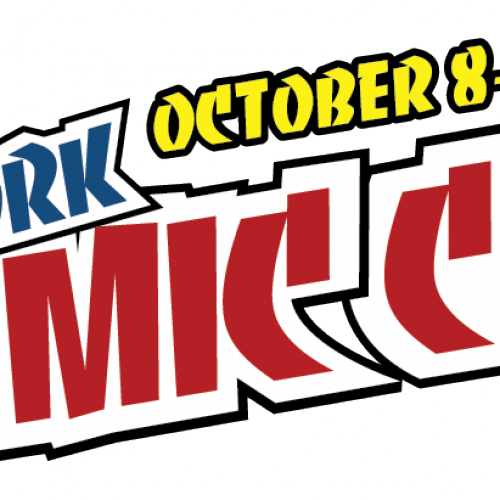 New York Comic Con only three days away