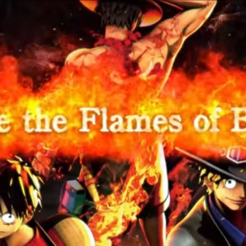 Watch Luffy, Law, Sabo and Bartolomeo in action in the One Piece: Burning Blood Trailer