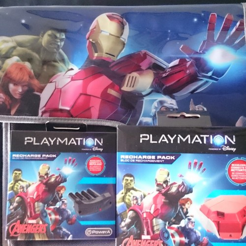 Power up your Playmation Starter Pack with Power A's Recharge Pack