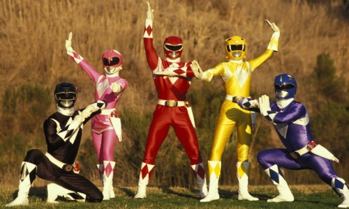 New character names revealed for Power Rangers reboot movie