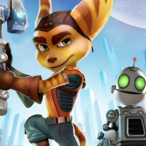 Check out heroes Ratchet & Clank battle it out in their exclusive trailer