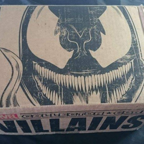 Marvel Collectors Corps October Box Opening