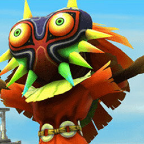 Skull Kid will be playable in Hyrule Warriors Legends