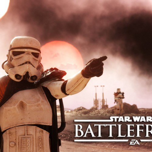 Star Wars Battlefront gets a launch gameplay trailer