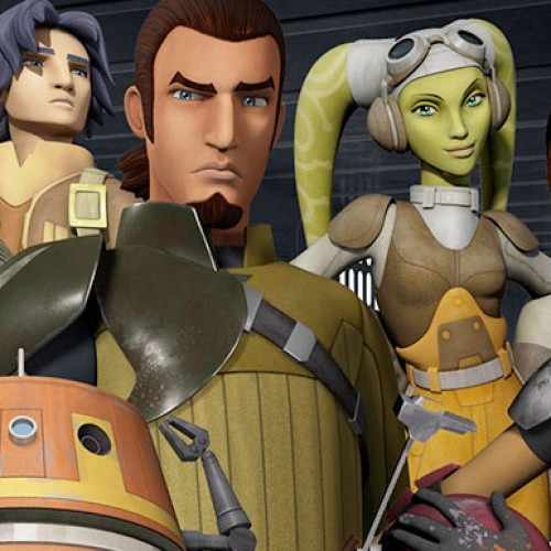 NYCC 2015: Impressive 'Star Wars Rebels' season 2 trailer unveiled