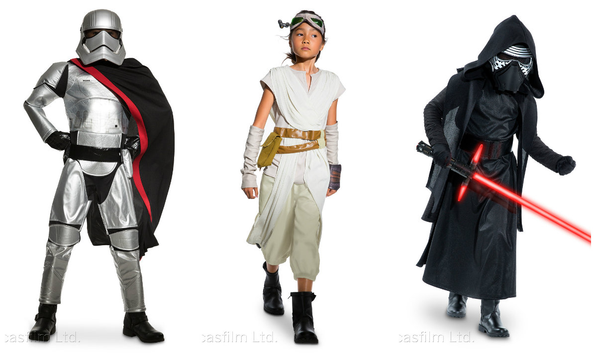 starwars. 2. Disneyu0027s Descendants  sc 1 st  Nerd Reactor & Top Five Disney Costumes for Kids - Nerd Reactor