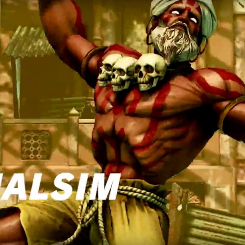 Dhalsim added to Street Fighter V roster, plus February 16th release date