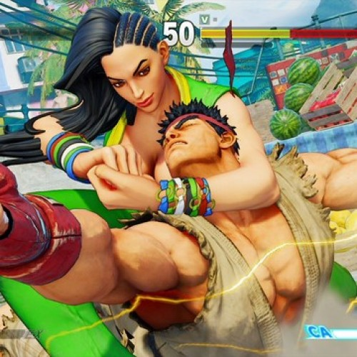 Capcom plans on punishing rage quitters in Street Fighter V… eventually