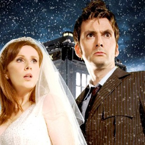 David Tennant and Catherine Tate reunite for The Tenth Doctor Adventures