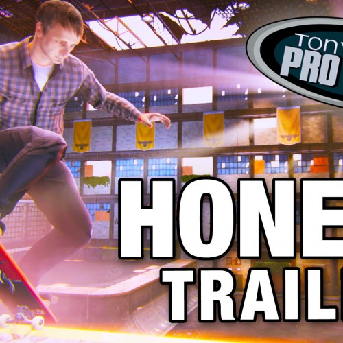 Tony Hawk's Pro Skater gets an Honest Trailer