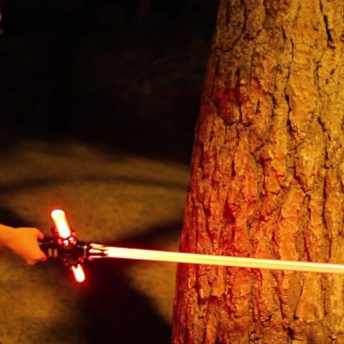 UltraSabers Renegade LE Crossguard Lightsaber review