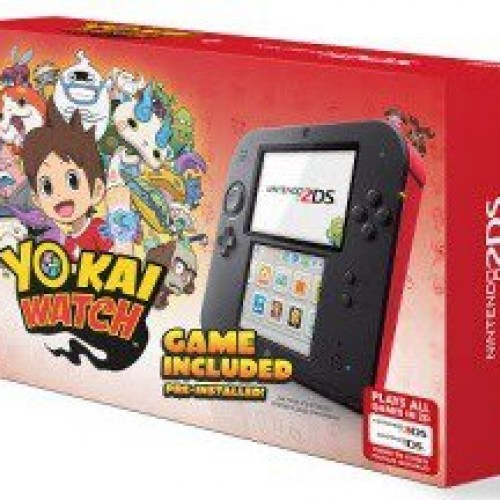 Nintendo announces Yo-Kai Watch 2DS bundle