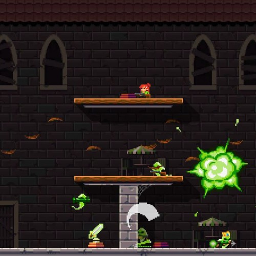 Extreme Exorcism (Xbox One review)