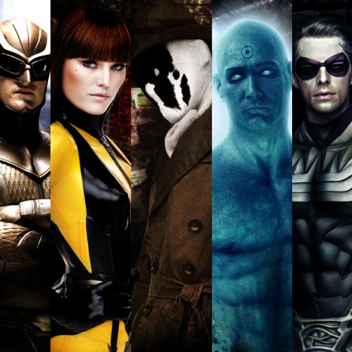 HBO and Zack Snyder in talks for 'Watchmen' TV Series