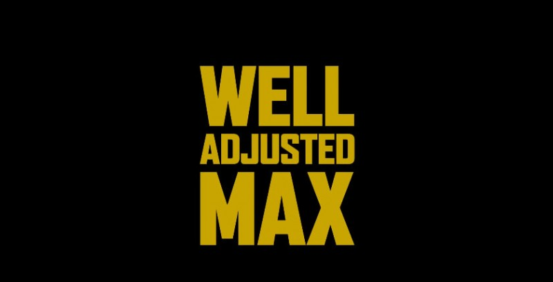 well adjusted max