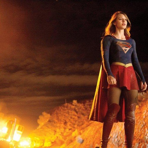 Supergirl NR Podcast – S01E01 'Pilot' PREMIERE review