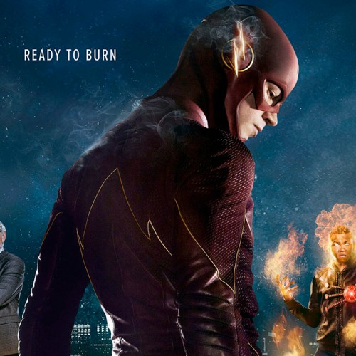 The Flash NR Podcast – S02E04 'The Fury of Firestorm' review