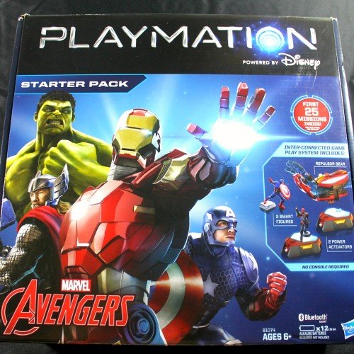 Disney Playmation Starter Pack – Iron Man edition review