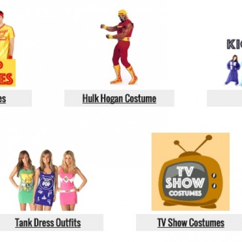 TV Store Online is a good place for your Halloween needs