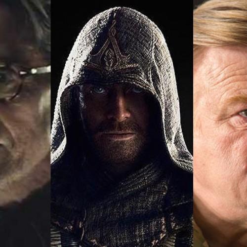 Jeremy Irons and Brendan Gleeson join Assassin's Creed movie