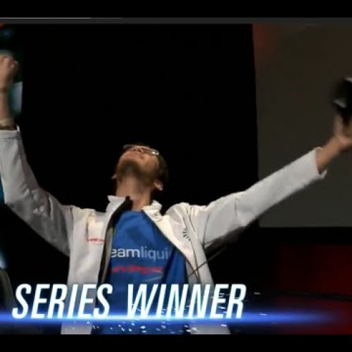 The king dethroned from a 53-winning streak in Smash Bros. Wii U tournament at MLG