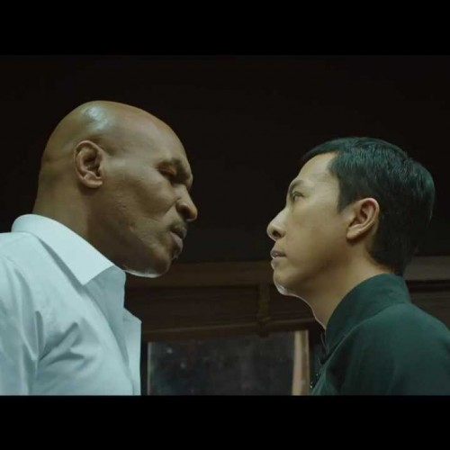 Donnie Yen and Mike Tyson size each other up in Ip Man 3 teaser trailer
