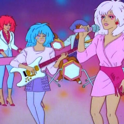 Jem and the Holograms, a behind-the-music parody