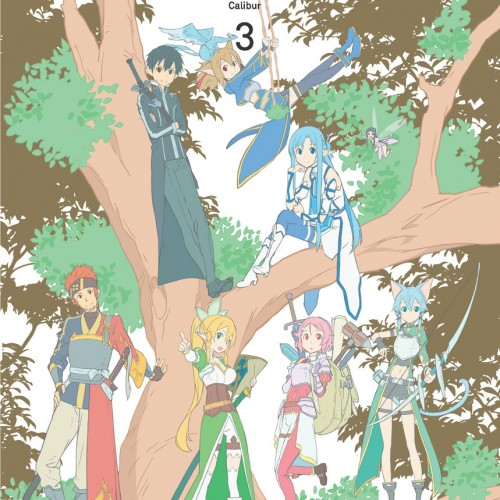 Sword Art Online II Volume 3: -Calibur- review