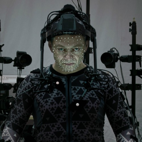 Andy Serkis reveals more about Star Wars: The Force Awakens' Supreme Leader Snoke