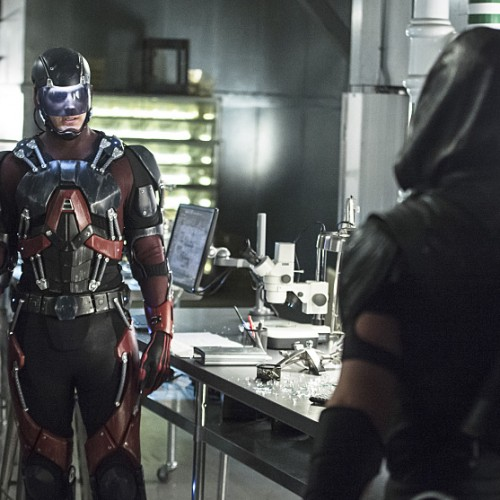 Arrow NR Podcast – S04E06 'Lost Souls' review