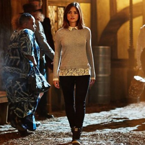 Doctor Who: 9×10 'Face the Raven' review