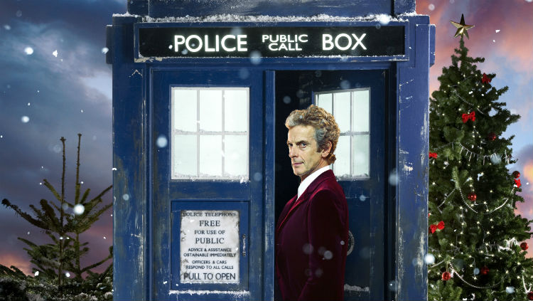 Doctor Who Christmas Special 2015.Doctor Who 2015 Christmas Special Hits Theaters December