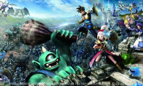 Dragon Quest Heroes coming to Steam December 3