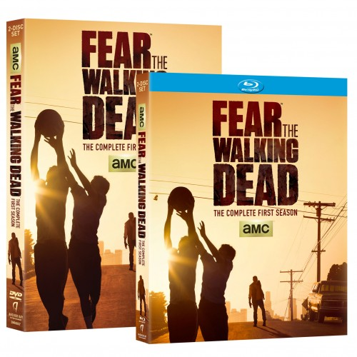 Giveaway – Fear the Walking Dead: Complete 1st Season Blu-ray