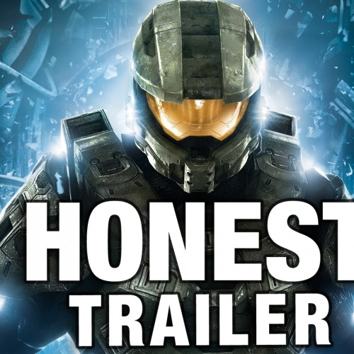 Halo gets an Honest Trailer