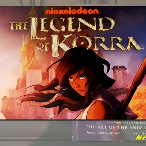 Review: Legend of Korra – Book 3 Artbook