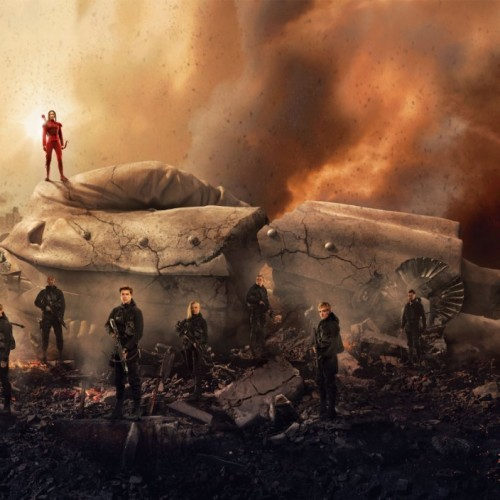 Does 'Hunger Games: Mockingjay Part 2' give the franchise a proper farewell? (review)